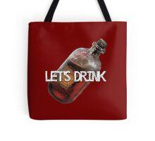 Blood Vial Tote Bag