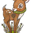 Dearest Darling Doe by Anita Inverarity