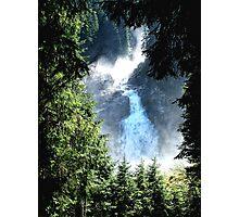 Krimmler Wasserfälle Photographic Print