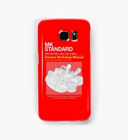 Mario Kart Manual Samsung Galaxy Case/Skin