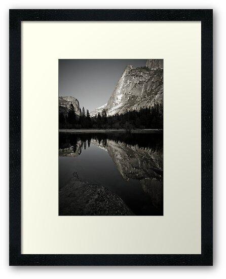 Mirror Lake, Yosemite by Rebecca Finch