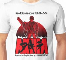 Neo Tokyo is about to EXPLODE Unisex T-Shirt