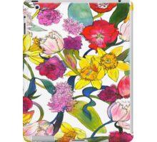 Tulips & Daffodils iPad Case/Skin