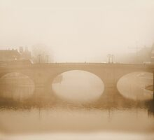 There is a bridge in there somewhere by clickinhistory