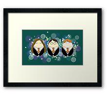 Harry Potter Tiggles Framed Print