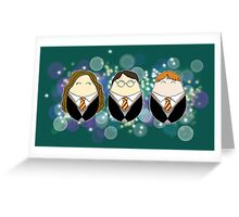 Harry Potter Tiggles Greeting Card