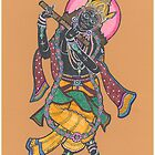 Krishna by Donna L. Faber