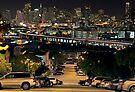 Downtown SF from Portrero Hill by MattGranz
