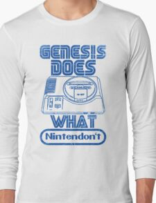 The Console Wars Long Sleeve T-Shirt