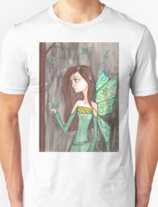 Maiden Fairy enchanted forest T-Shirt