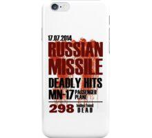MN-17 Boeing 777  iPhone Case/Skin