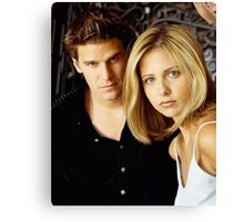 buffyxangel Canvas Print