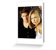 buffyxangel Greeting Card