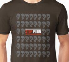 Stop Putin Unisex T-Shirt
