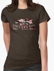 BASS GIRL Womens Fitted T-Shirt