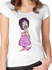 Mcdonalds best Women's Fitted Scoop T-Shirt