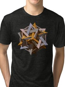 'Doceca-Star' Tri-blend T-Shirt