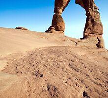 Delicate Arch, Utah by Rebecca Finch