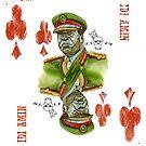 """Idi Amin"" by Max  Marin"