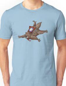 Phil Groundhog Superhero  Unisex T-Shirt