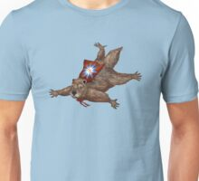 Phil Groundhog Superhero  Unisex T-Shirt
