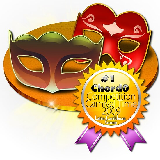 winning icon for carnaval challenge 2009 by chord0