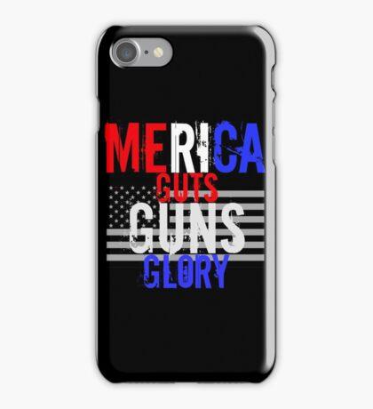 Merica iPhone Case/Skin