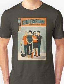 Superchunk Illustration Unisex T-Shirt