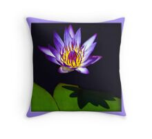 Easter Colors Throw Pillow