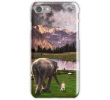 Elephant Land iPhone Case/Skin