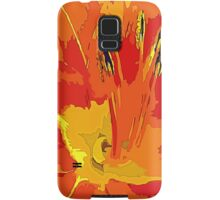 Tiger Lily Samsung Galaxy Case/Skin