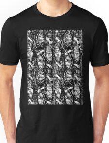 Peek-a-knit Unisex T-Shirt