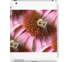 Tiled Bee at Work iPad Case/Skin
