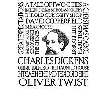 Dickens Photographic Print