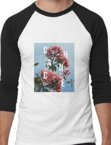 Chance the Rapper - Floral Shirt Design Men's Baseball ¾ T-Shirt