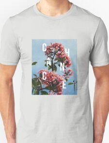 Chance the Rapper - Floral Shirt Design T-Shirt