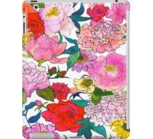 Peonies & Roses iPad Case/Skin
