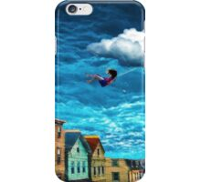 Ocean Swing iPhone Case/Skin
