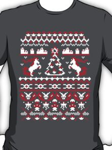 An Ugly Pokemon Christmas T-Shirt