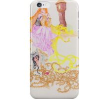 The Oral Tradition of Rapunzel iPhone Case/Skin