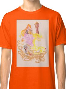 The Oral Tradition of Rapunzel Classic T-Shirt