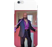 Troy - Home From The Office iPhone Case/Skin