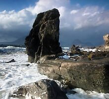 Land and Skye and Sea by colin campbell