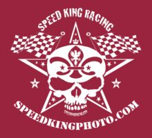SpeedKing Skull by Jeff Cochran