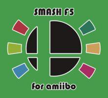 Smash F5 for amiibo One Piece - Short Sleeve