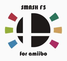 Smash F5 for amiibo One Piece - Long Sleeve