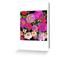 Petal Power Greeting Card