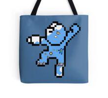 Megaman - Bird bomber Tote Bag
