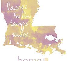 Louisiana by kourtlyn