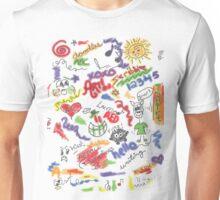 Doodlez Unisex T-Shirt